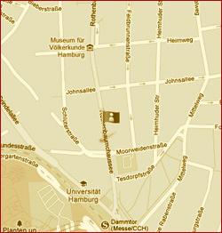 Rothenbaumchaussee Hamburg
